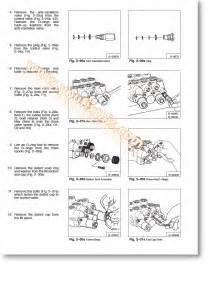 bobcat 641 642 642b 643 repair manual skid steer loader 171 youfixthis