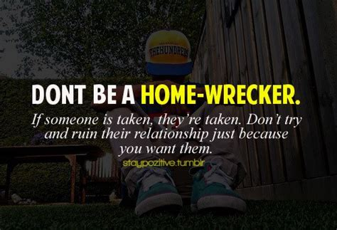 homewrecker quotes sayings homewrecker picture quotes