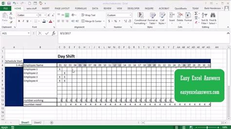 free scheduling templates excel spreadsheet template for