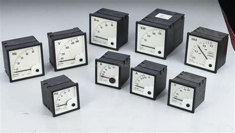 Voltmeter Untuk Panel Panel Meter Ammeter Voltmeter Power Meter Purchasing