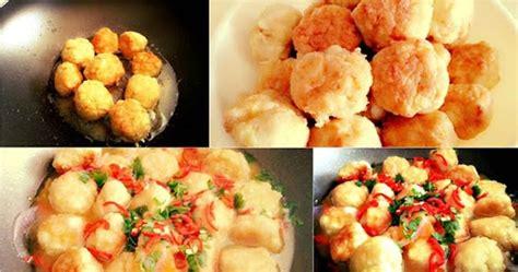 Buah Pala Seger resep bolabola ayam cincang berkuah seger dan pedesnya bikin semangat resep dapoer ibu