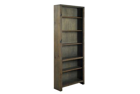 84 inch tall ducar ii 84 inch tall bookcase living spaces
