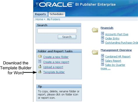 oracle business intelligence publisher report designer s guide