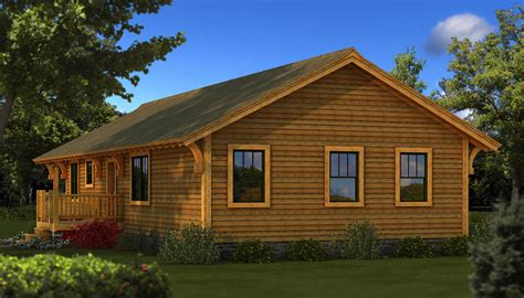 Bungalow Plans Information Southland Log Homes | bungalow plans information southland log homes