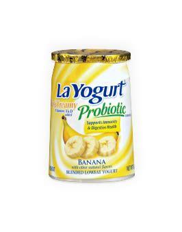 rich and creamy lowfat | la yogurt probiotic