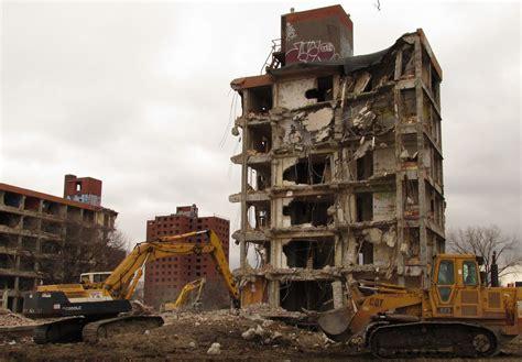 detroit housing brewster douglass public housing complex curbed detroit