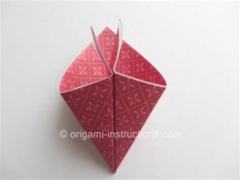 Origami Kusudama Flower Step By Step - easy origami kusudama flower folding