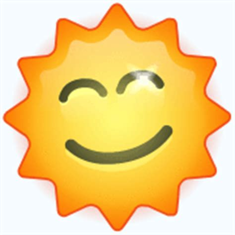 emoticon format gif sun gif find share on giphy