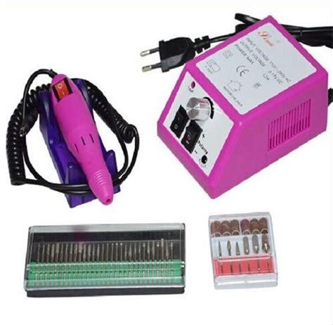Cuspidal Nail Drill Untuk Nail wholesale professional pink electric nail drill manicure