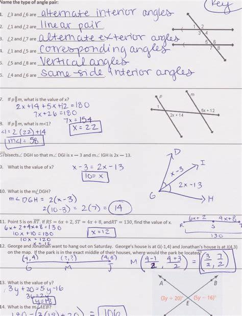 geometric worksheet answers uncategorized geometry worksheet answers klimttreeoflife resume site