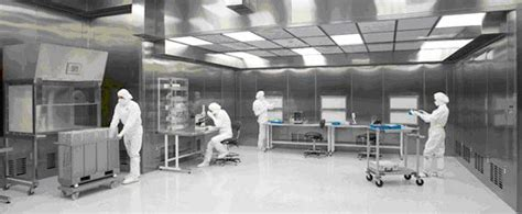 pharmaceutical cleanroom panels
