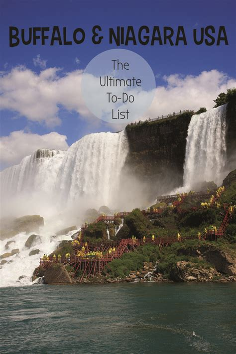 niagara falls boat tour from usa best 14 suggested itineraries in niagara falls usa images