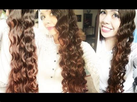 damage free hairstyles no heat youtube no heat chopstick curls heatless inspired arwen loose
