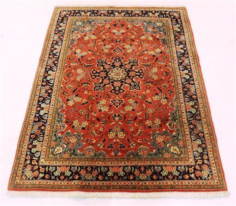 Wertvoller Perserteppich by Wertvoller Feiner Perser Teppich Ghom Seidenglanz