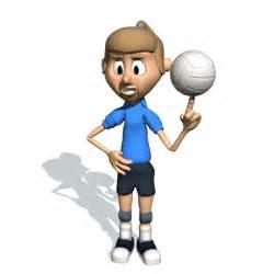 gif anim 233 de joueurs de volley et des images