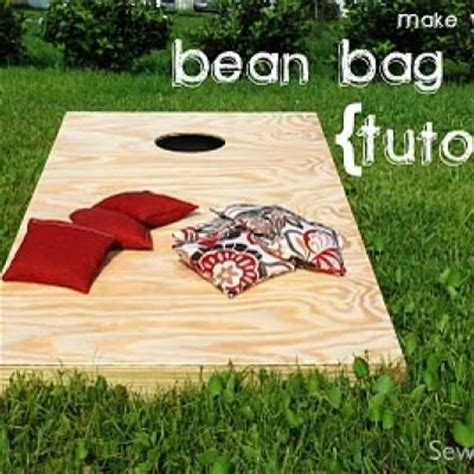 make your own bean bag toss 17 best images about non electronic on