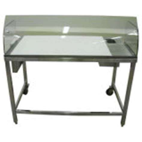 china stainless steel table for fish cleaning and