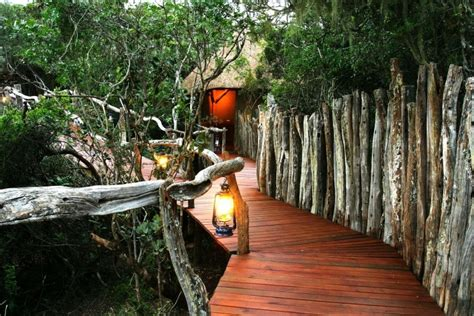 Perfect Little House treehouse accommodation south africa exclusive getaways