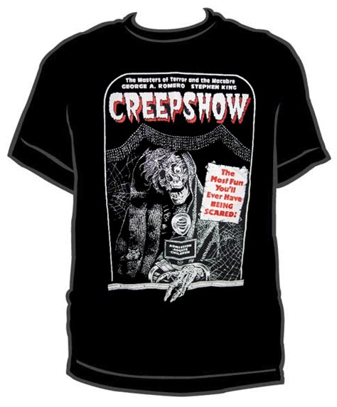house of mysterious secrets house of mysterious secrets gt shirts gt creepshow box office shirt