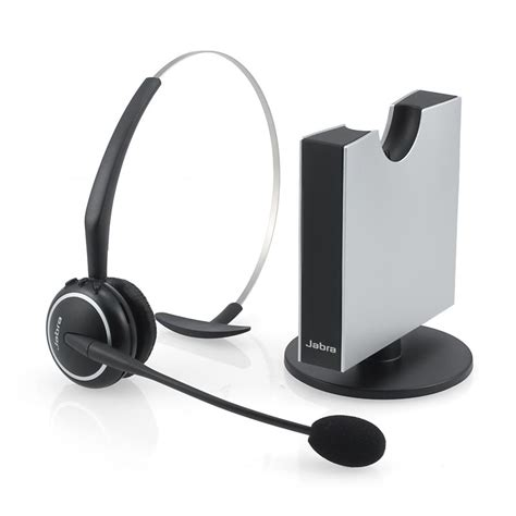 Headset Jabra jabra gn9125 wireless headset basic bundle with flex boom mic