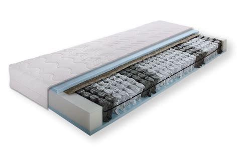 matratze juna breckle medica seven taschenfederkernmatratze 90 x 200 cm