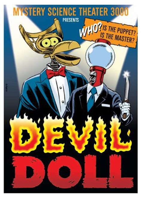 mystery science theater  devil doll tv episode