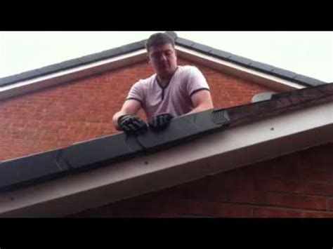 live roof edging verge caps installation cp tile protection