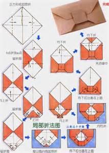 Pocket Fold Envelopes 信封折法 信纸折法 18 蝴蝶结 非常简单 171 Twomice手工折纸