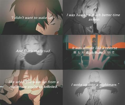 Anime Quotes Sad sad anime quotes quotesgram