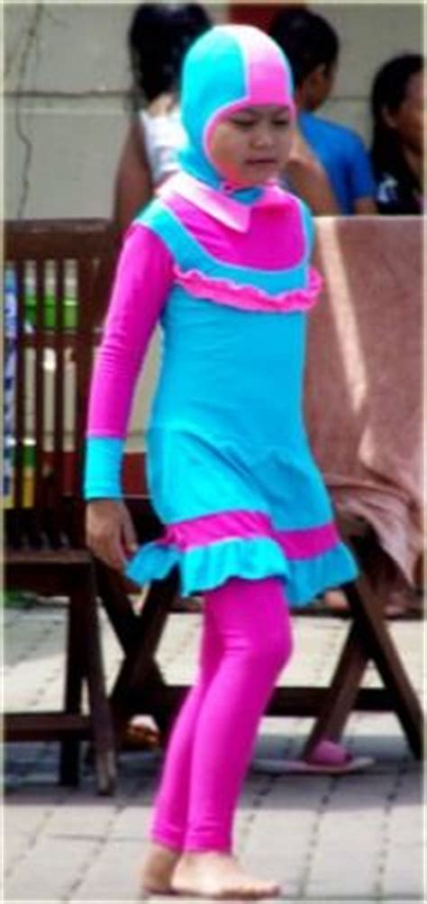 azt baby corner muslim swimsuit for kids so cute!