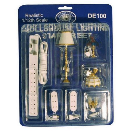 dolls house lighting kits uk dolls house lighting kit de100