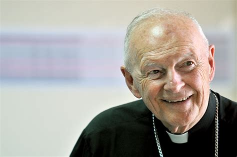 Catholic Bishop With Mba by Globe Trotting Cardinal Theodore Mccarrick Is Almost 84