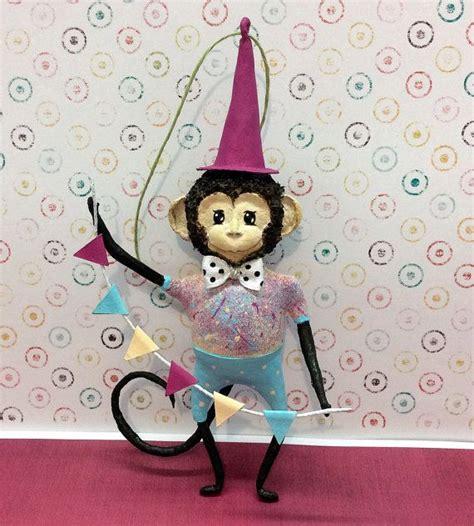 paper mache snowman new year decorations ornaments christmas 111 best monkey images on pinterest monkey art monkeys