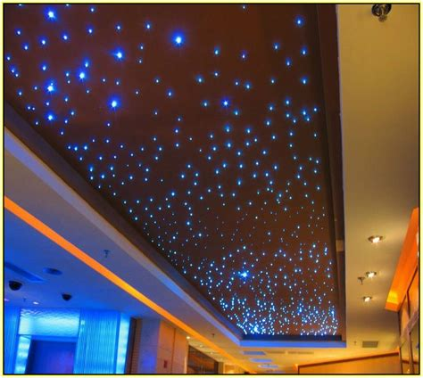 ceiling light fiber optic home design ideas