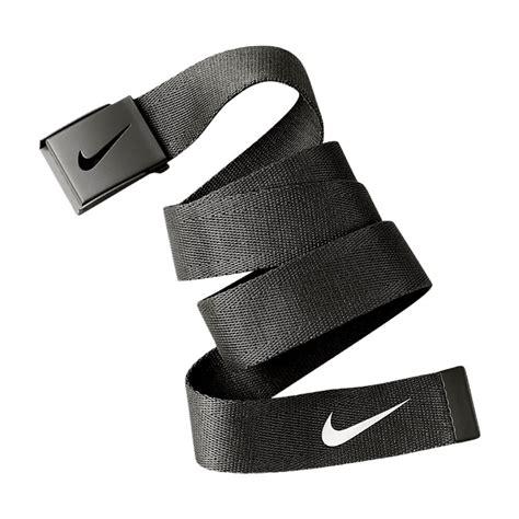Nike Web Belt Adjustable nike tech web belt black free delivery aus wide golf