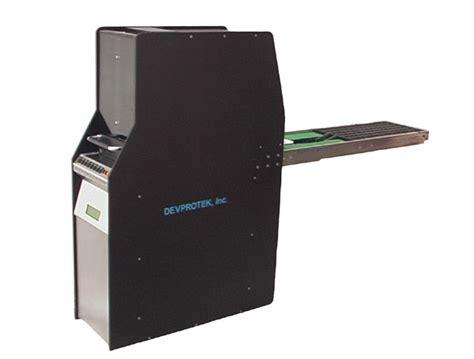 devprotek inc products tray feeder ftf 21p