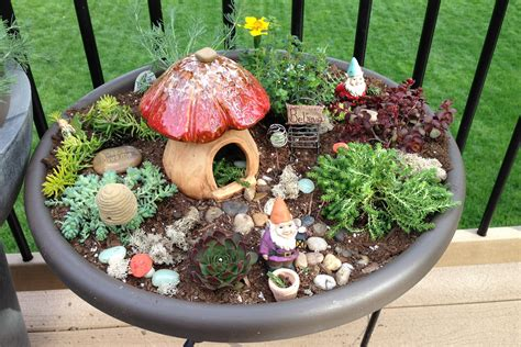 fairy garden gnome garden for kids gardening for kids