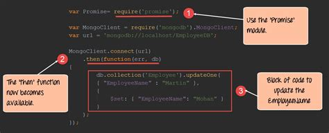 node js require tutorial node js promise tutorial