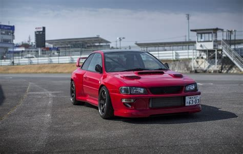 subaru gc8 widebody wallpaper 22b sti wrx timeatack widebody racing gc8