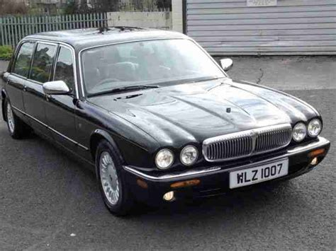 jaguar xj8 4 0 v8 6 door limo 8 seater funeral car