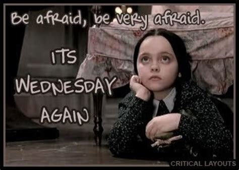 Wednesday Addams Meme - outside the interzone jul 18 2010