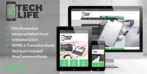 themeforest nulled nulled themeforest techlife mobile tech electronics