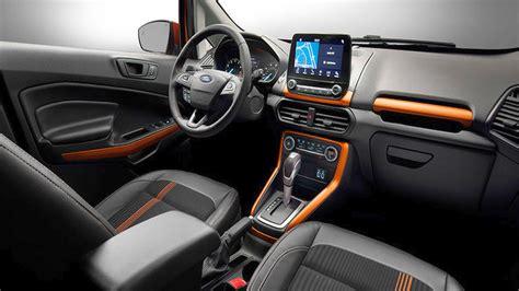 ford escape seats uncomfortable 84 ford ecosport titanium interior ford ecosport road