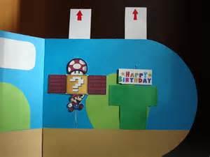 birthday card mario picture 5of7 by corvmatt on deviantart