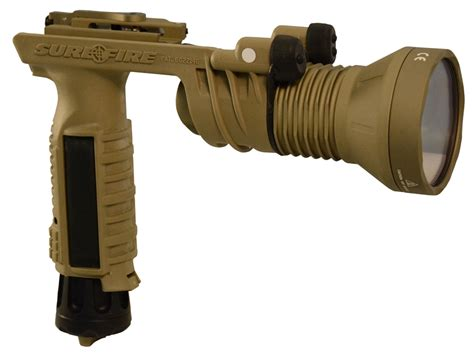 vertical grip with light surefire m900lt vertical foregrip weapon light led 3