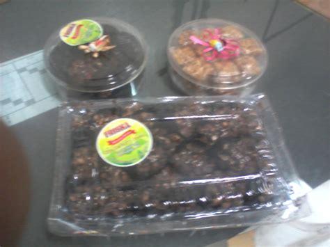 Coklat Kacang 500gr Kemasan pin kue kering kacang melinjo cake on