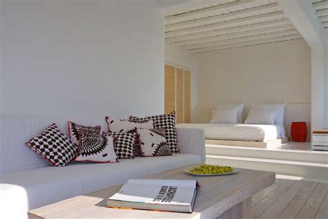 cavo tagoo hotel mykonos � a minimalist cliffside paradise
