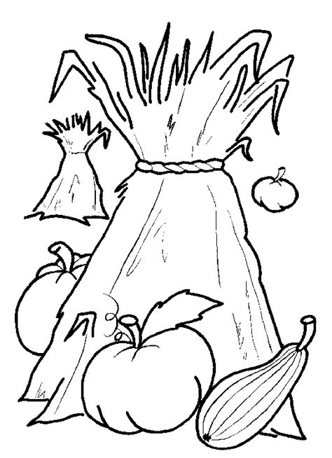 coloring pages fall harvest autumn coloring pages coloringpages1001 com