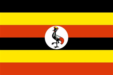 Flags Of The World Uganda | disciples of jesus community 187 english speaking countries