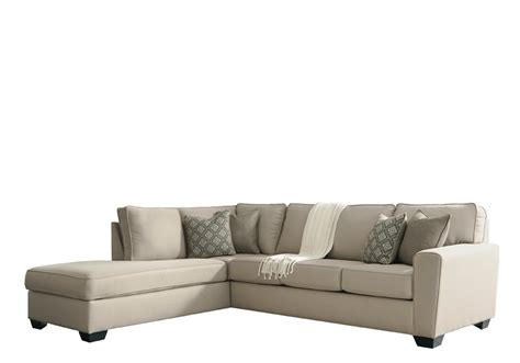 laf chaise sectional calicho ecru 2pc laf chaise sectional louisville